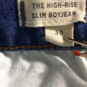 Madewell Shorts - Madewell • High Rise Denim Cut Off Shorts
